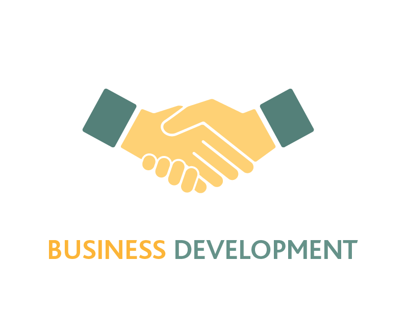 Business Development Icon : Automating your business development stacey e burke
