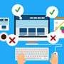 Thumb blog web design mistakes