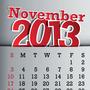 Thumb calendar 2013 november vector 11