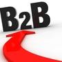 Thumb using social media for b2b marketing