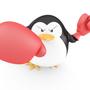 Thumb penguin