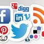 Thumb social icons