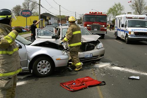 San Antonio Car Accident