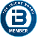 Injuryboard badge