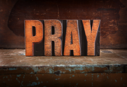 Praying for the Victims and Families in West, Texas