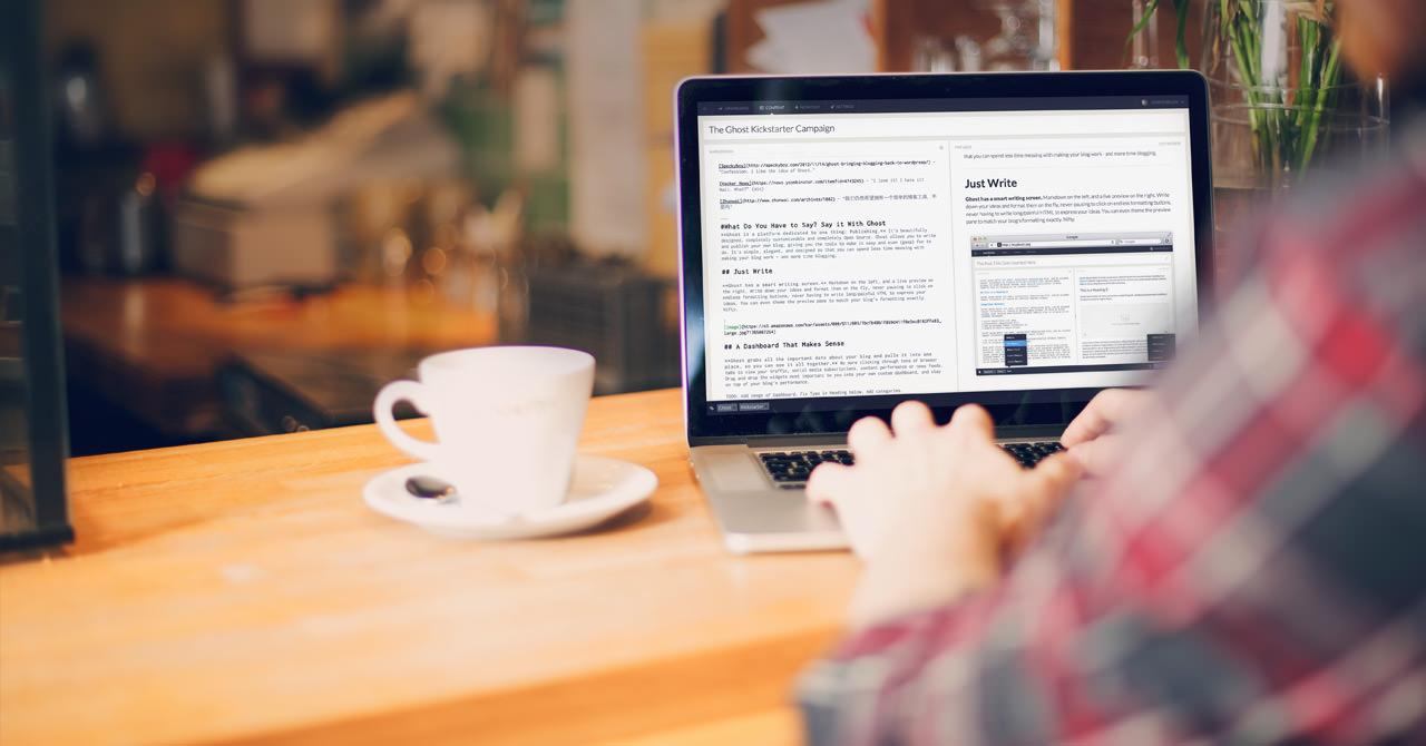 Typing Blog Post